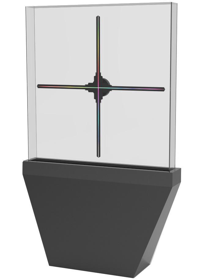 голографические вентиляторы